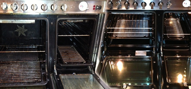 YOUR OVEN – AS GOOD AS NEW